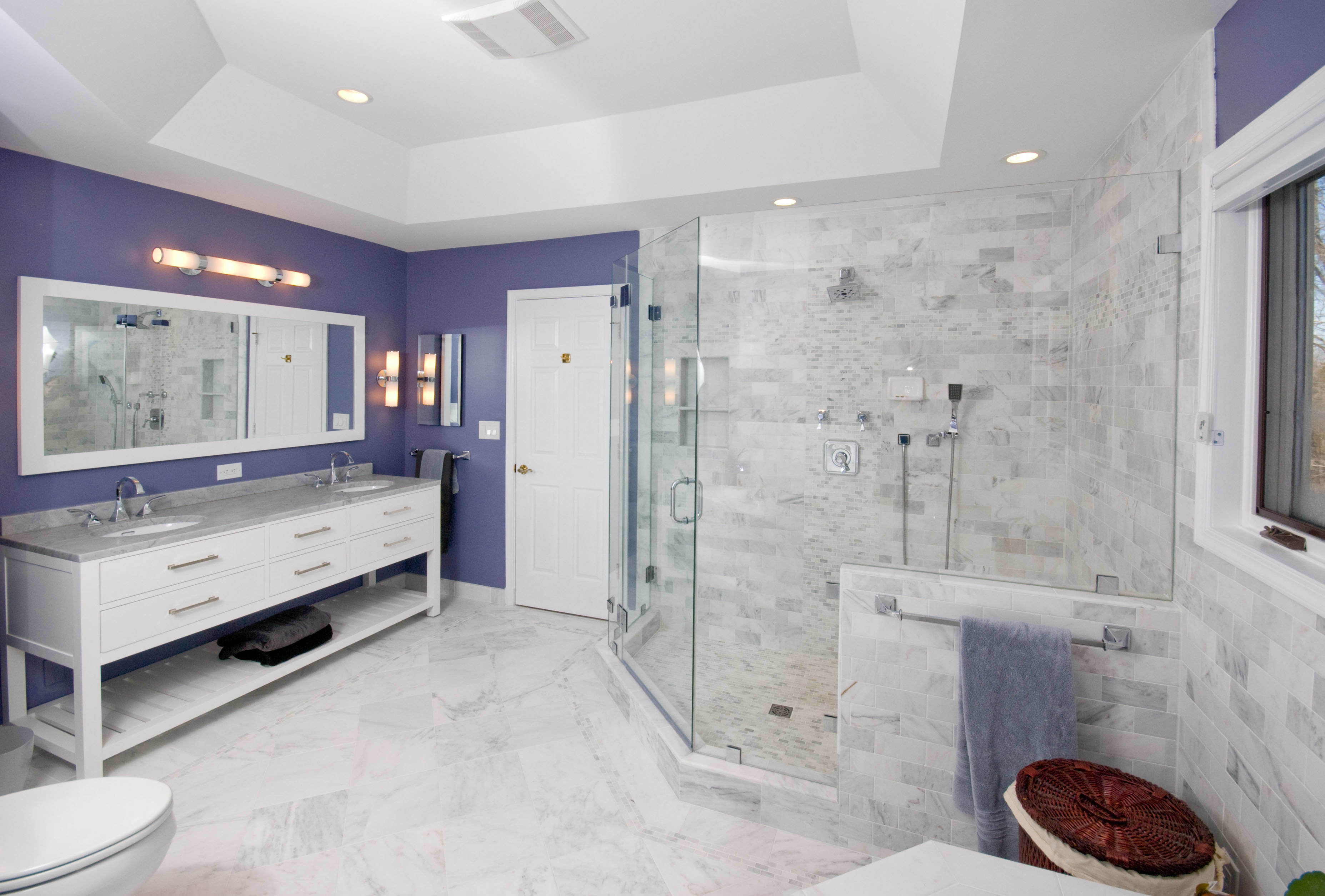 When You Dream Of Your Ideal Bathroom, What Does It Look Like? When You  Envision Your Bathroom What Types Of Materials Would You Choose?